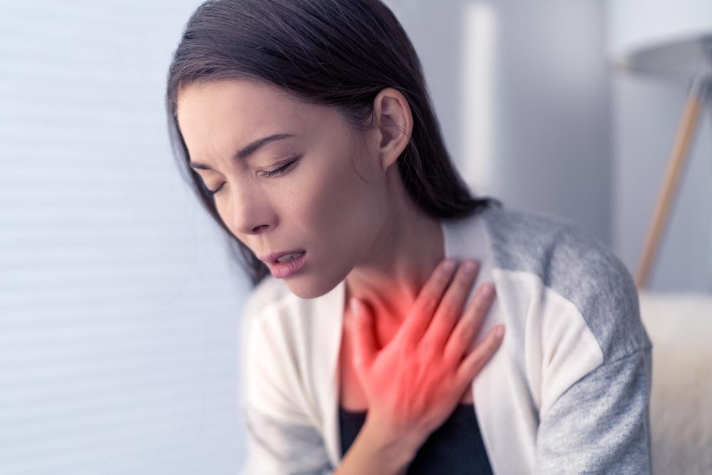 When shortness of breath signals heart problems : Ayim Djamson, M.D.:  Cardiology