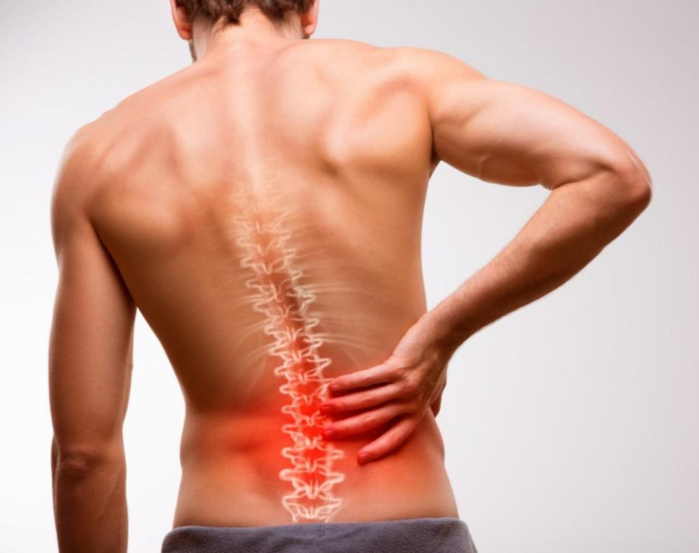 Sciatica occurs when the sciatic nerve becomes compressed or irritated.