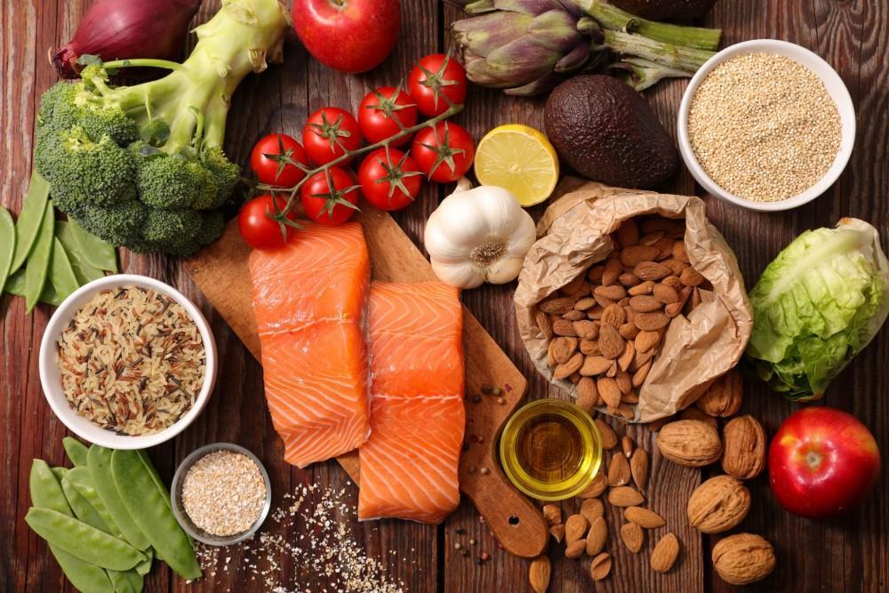 various health foods