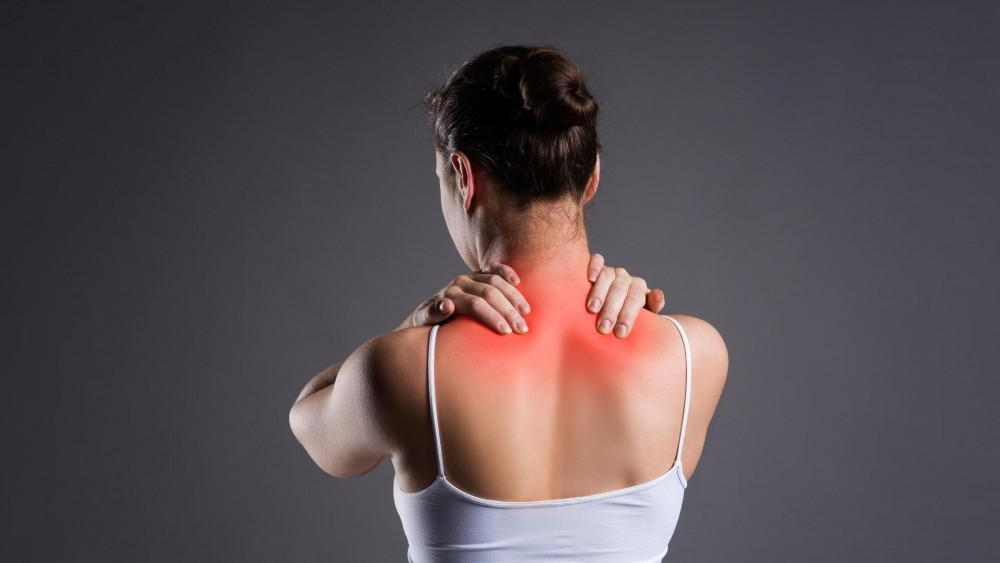 Physical Therapy can help relieve neck pain