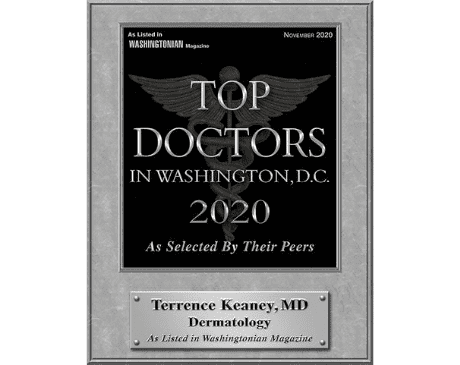,  Office of Terrence Keaney, MD, FAAD).'