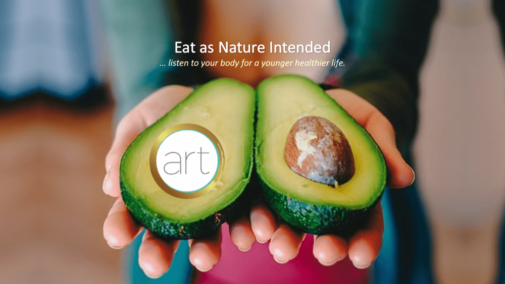 Eat as Nature Intended