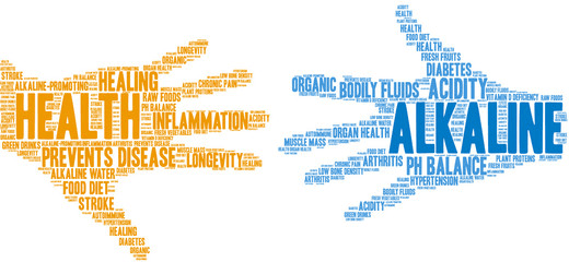 Alkaline water has many benefits.