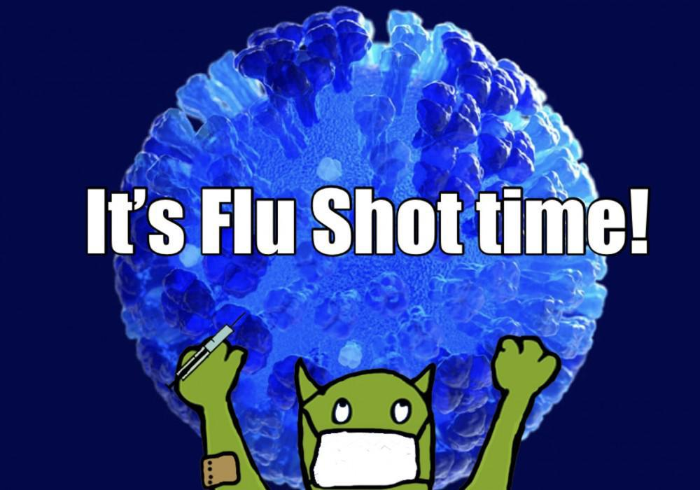 It's Flu Shot Time!