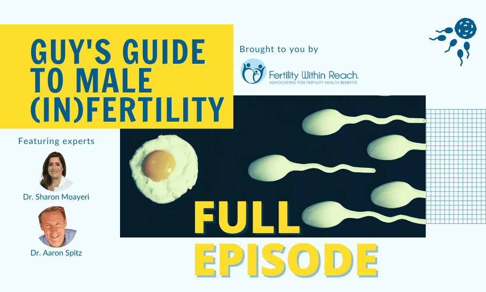 A Guy's Guide to Male Infertility and What to Do About It