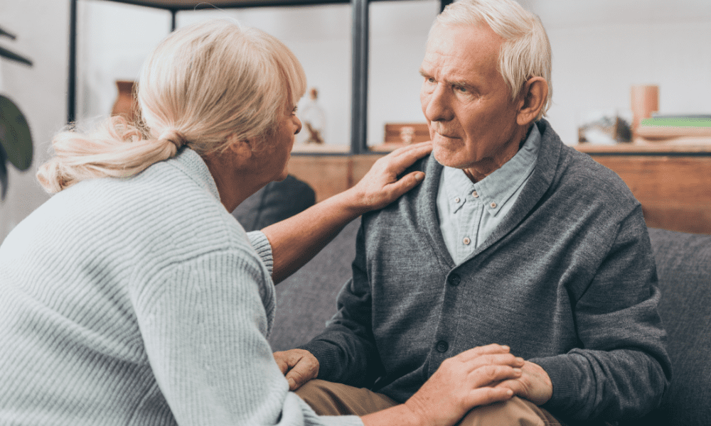Caring for those with Alzheimer's Dementia