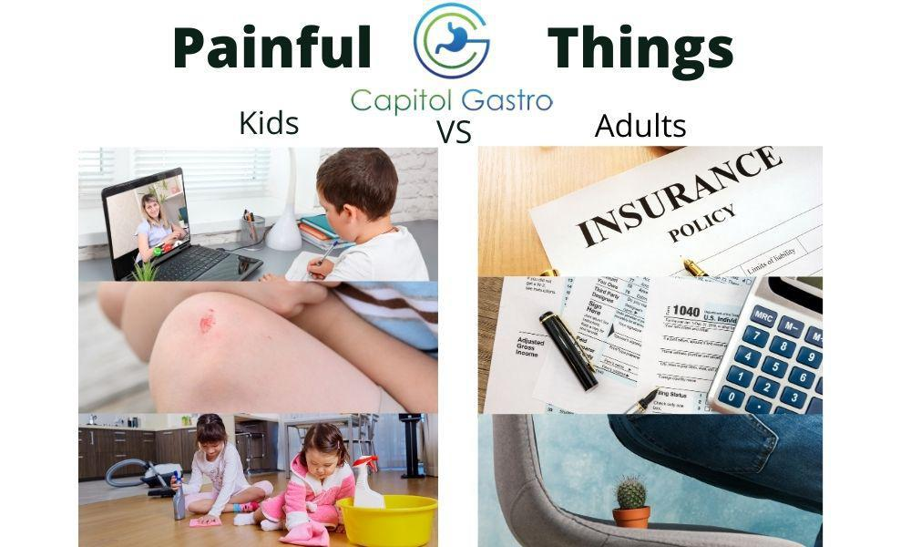 painful capitol gastro