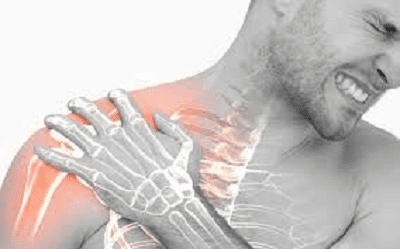 Shoulder pain resolved with chiropractic care