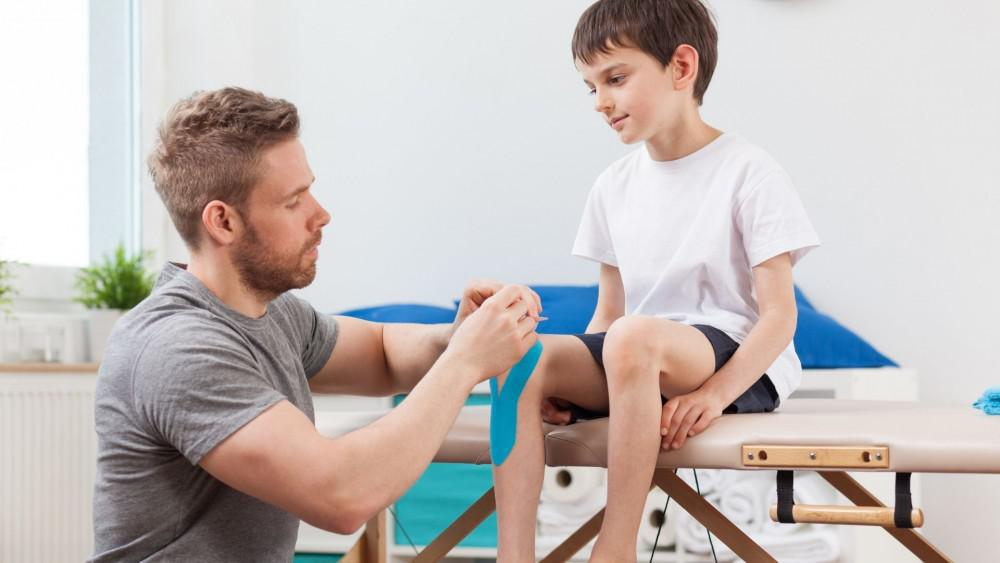 pediatric physical therapist