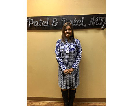 ,  Office of Leela K Patel, M.D.