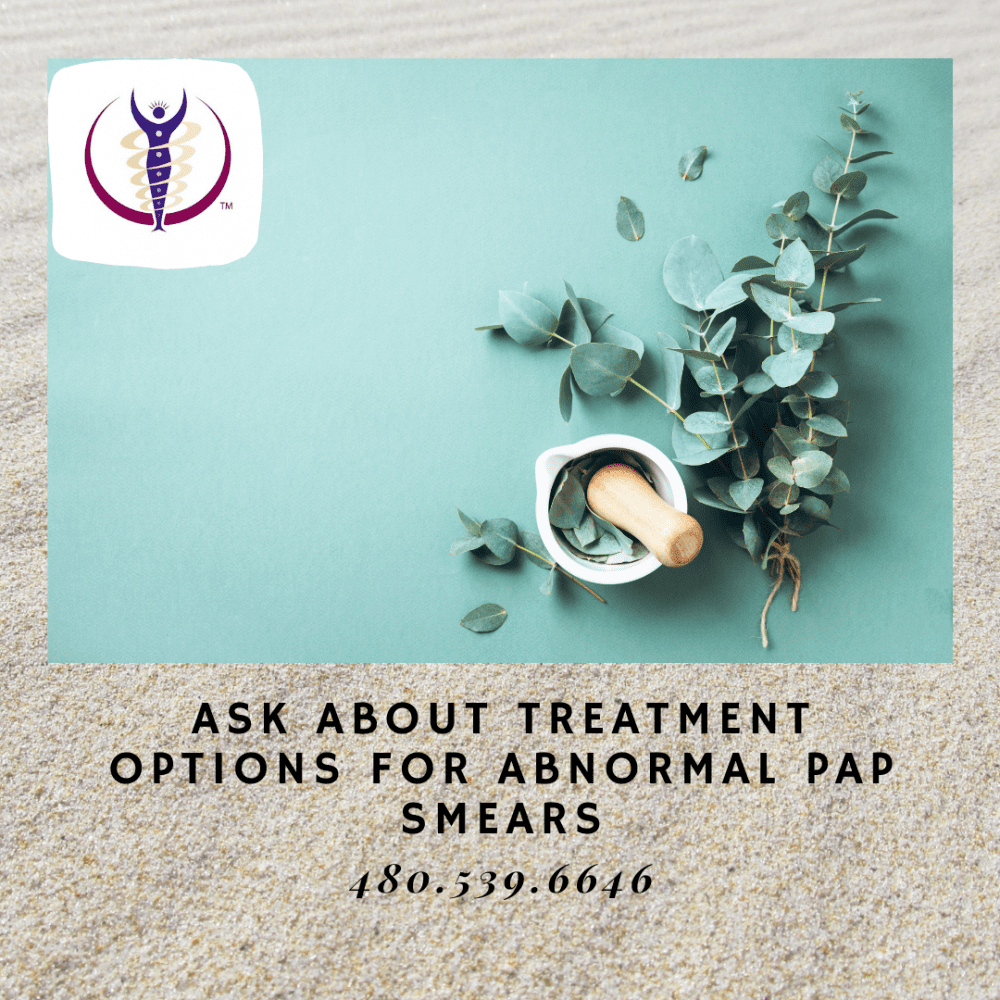 Abnormal Pap options