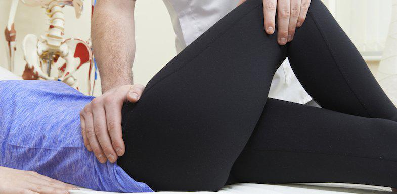 Should I see a chiropractor for hip pain?