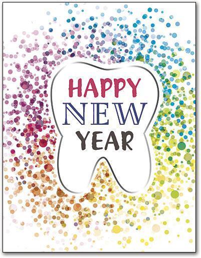 Dental Happy New Year