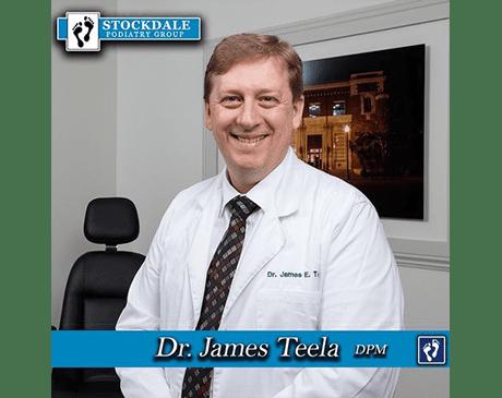,  Office of James  Teela, DPM