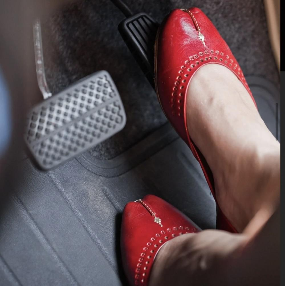 Plantar Fasciitis & Achilles Tendonitis from Driving