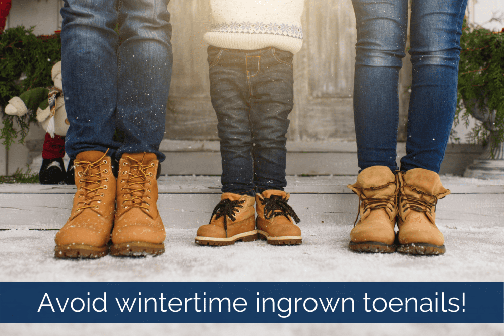 Winter Ingrown Toenails Nashville