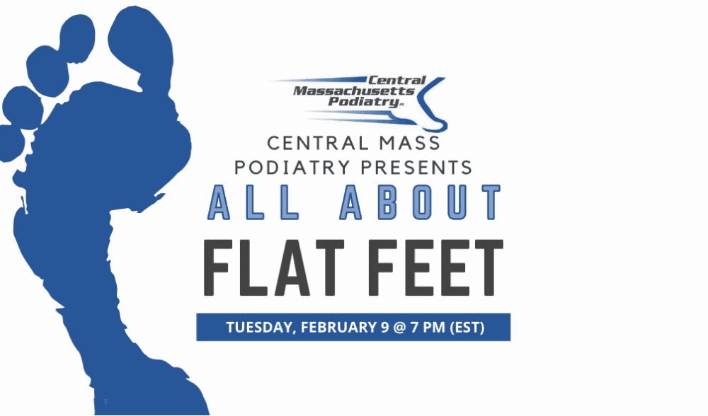 All About Flat Feet