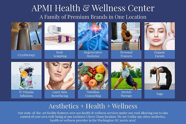 APMI Wellness Center Contest Rules for Entry