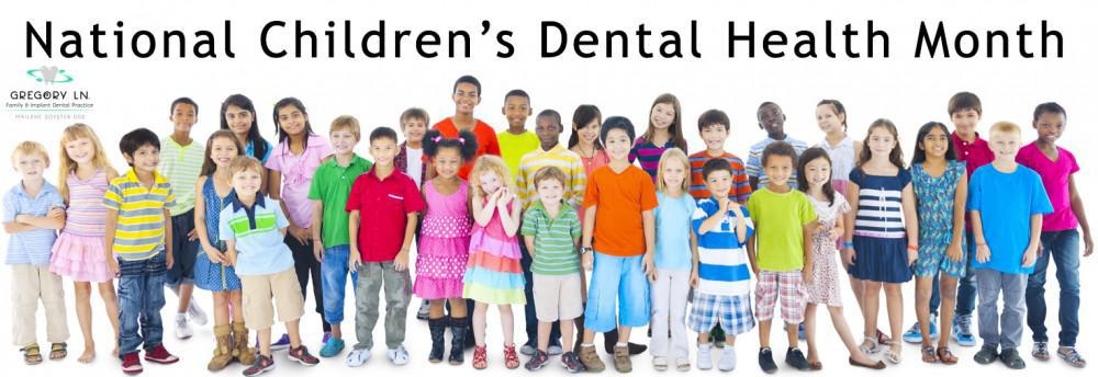 National Children's Dental Health Mouth