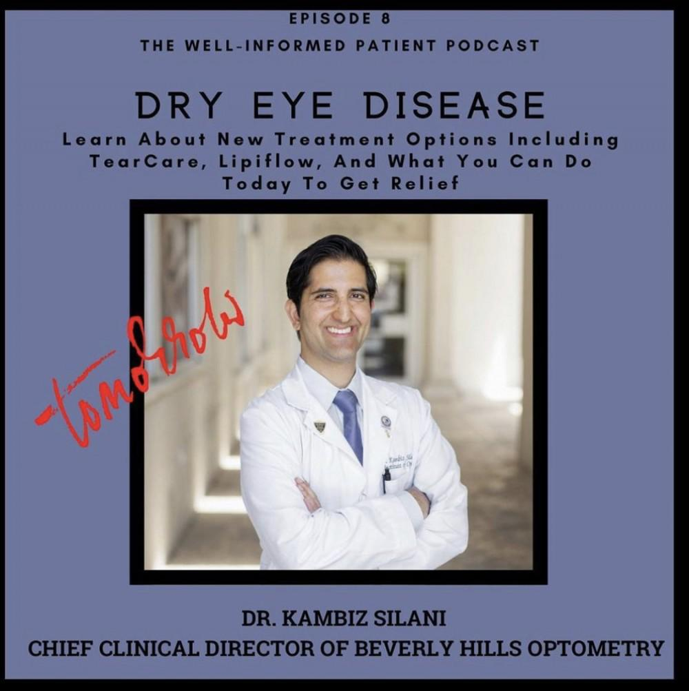 The Well-Informed Patient Podcast with guest Dr Silani