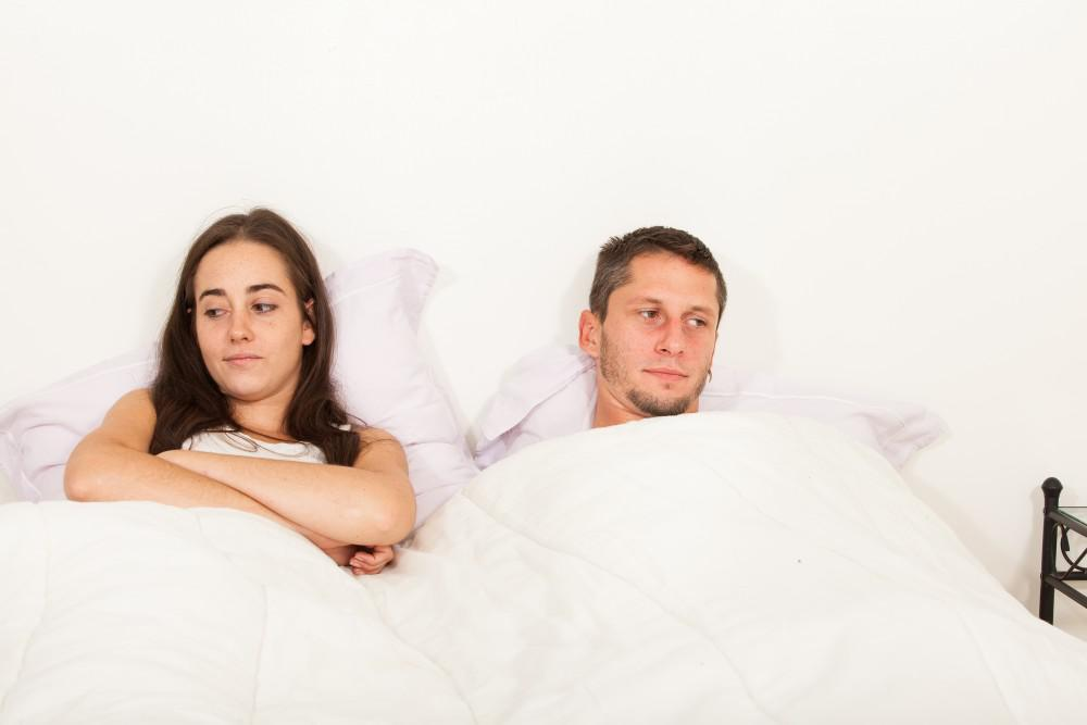 Having trouble in the bedroom? Ask Dr. Blend why you aren't enjoying sex like you used to!