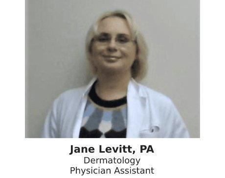 ,  Office of Jane Levitt, PA
