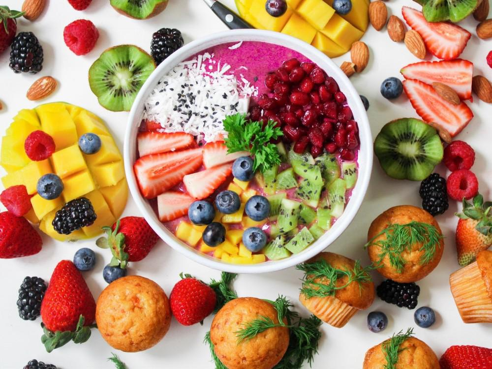 Eat the Rainbow with the Lean Body Program