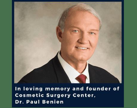 ,  Office of Paul Benien, Jr., DO, FACOS, FAACS