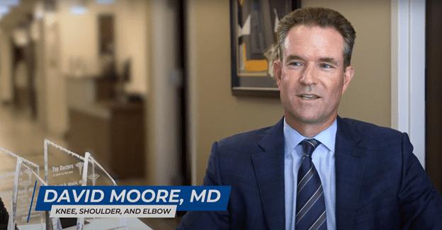 Orthopedic Specialist, Dr. David Moore