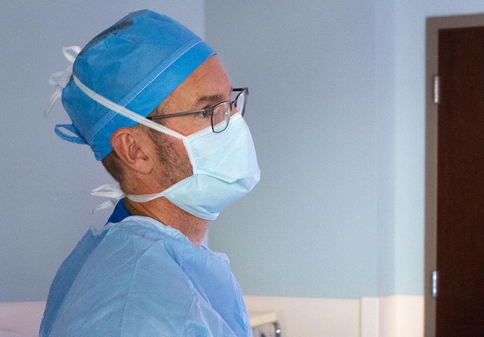 Orthopedic Surgeon, Dr. Jeffrey Willers