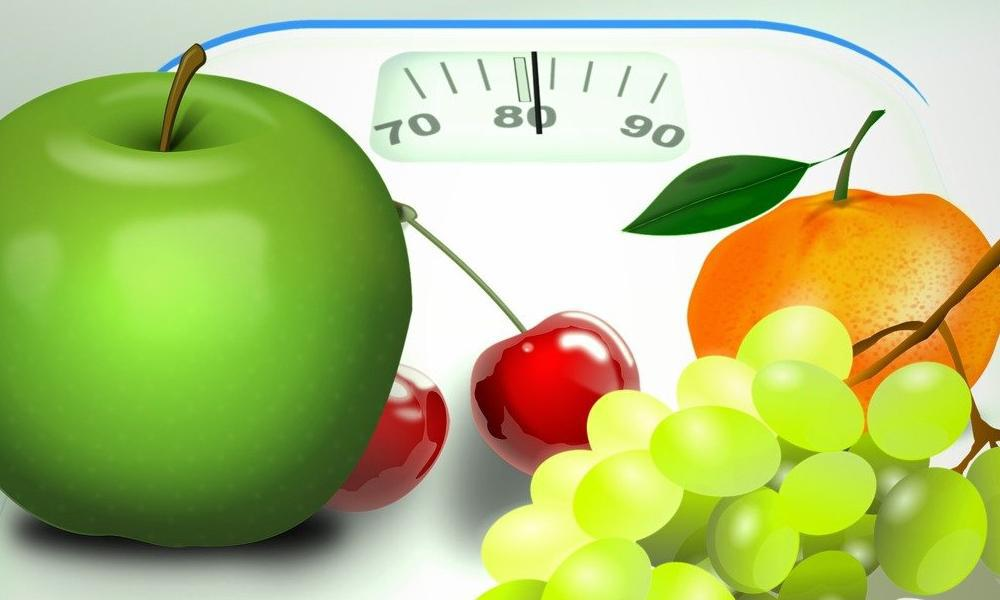 Watch your weight and eat more healthy foods