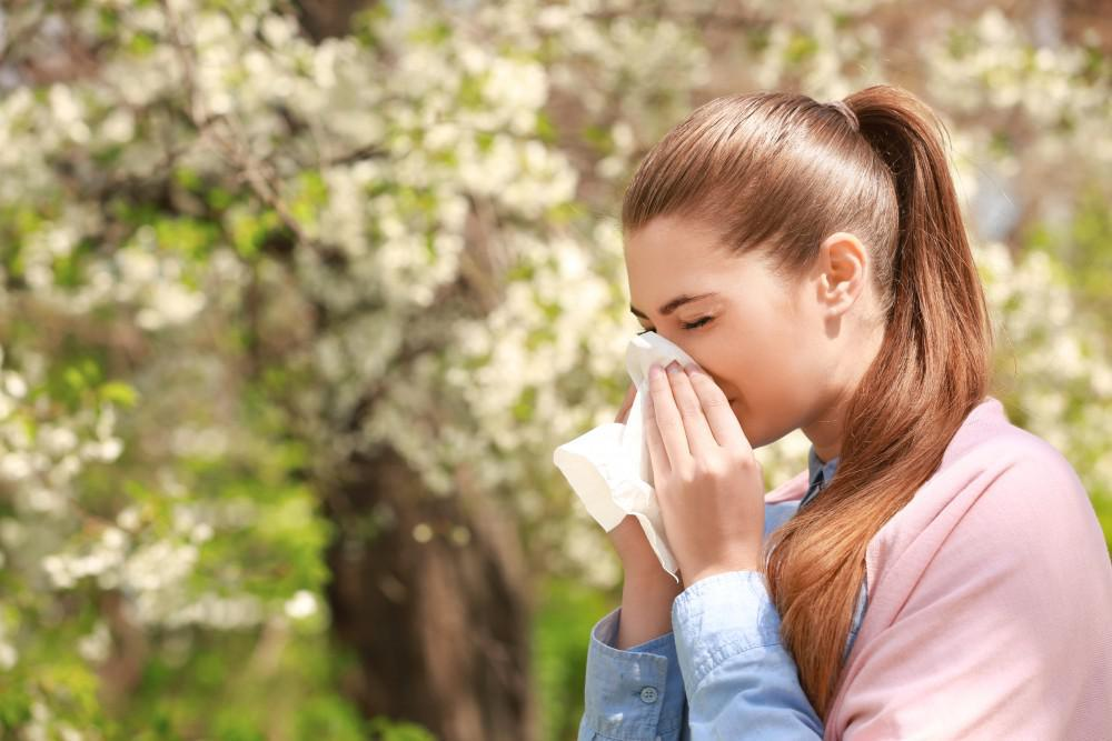 Tree Pollen & Spring Allergies