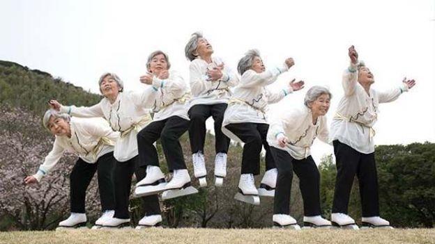 Japanese Longevity
