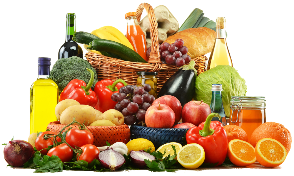 Adopting a Mediterranean diet that is high in oils and full of fruit and vegetables can help lower the risk of developing chr