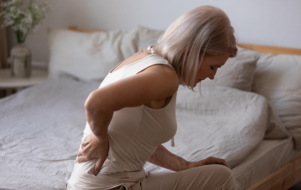 Back pain may lead you to an orthopedic spine specialist