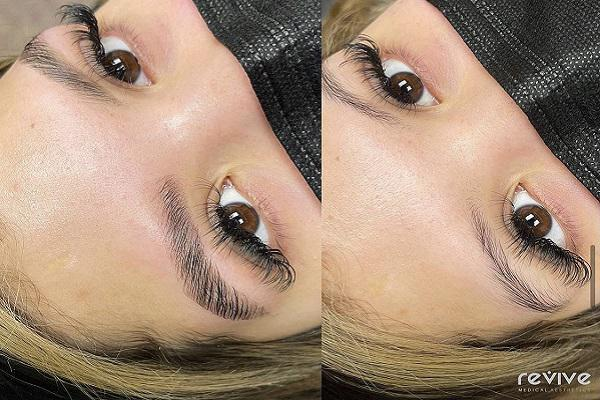 Gallery image about Eyebrow Tinting Gallery