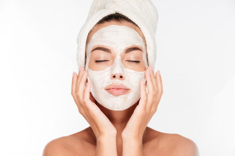 deep pore, cleansing, facial, skincare, self care, deep pore facial, deep pore facial cleansing, blackheads, pores, acne