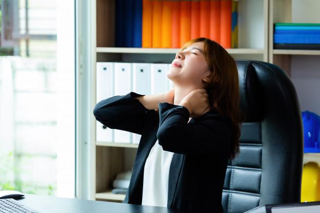Neck pain getting in the way of your day?