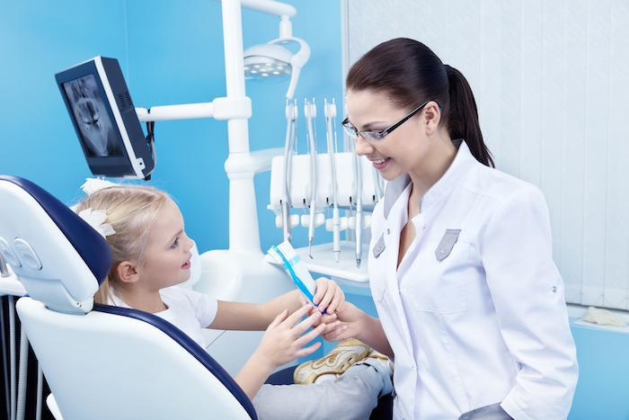 How to Help Your Child Get Through Their First Dental Exam