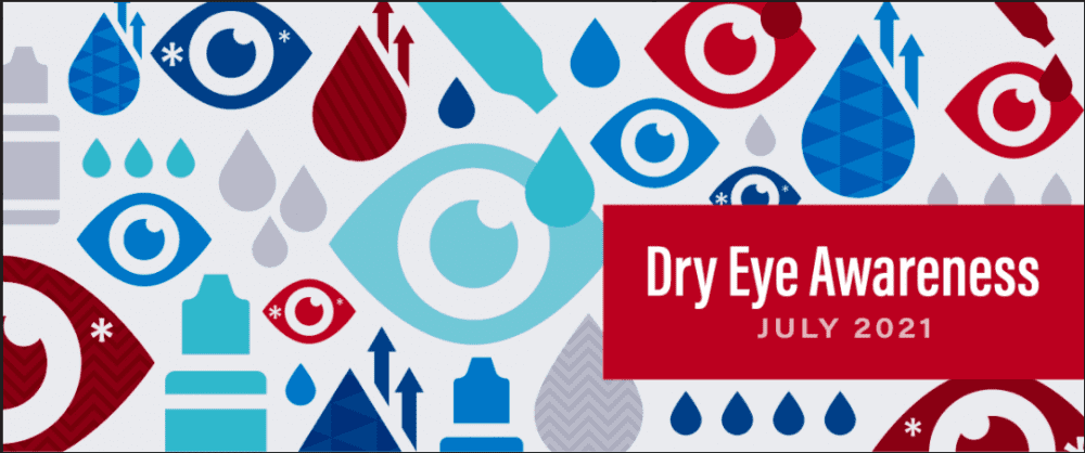 July is Dry Eye Awareness Month - Dr Silani
