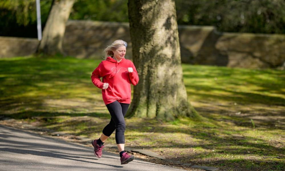 Exercise is the best way to improve circulation and get blood flowing.