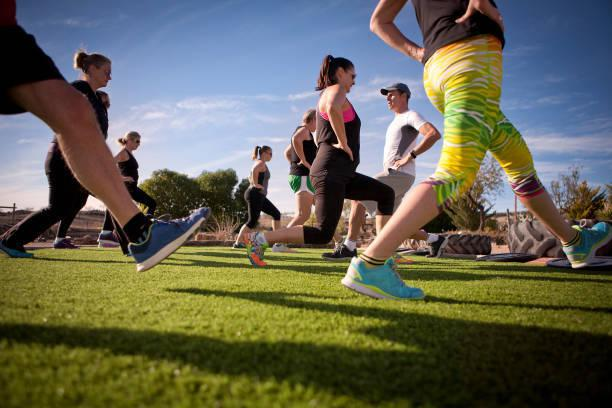 Photo Credit: iStock by Getty Photos: https://www.istockphoto.com/photos/outdoor-fitness-class