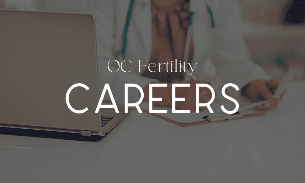 OC Fertility Careers