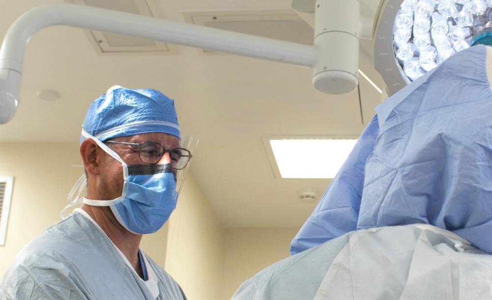 Dr. Raab, Joint Replacement Doctor