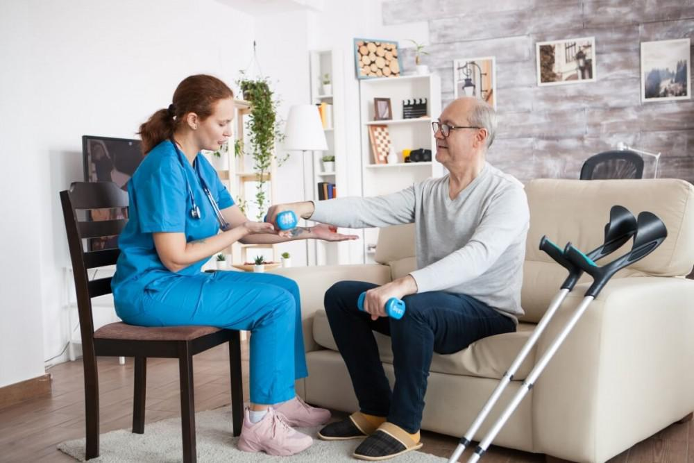 In-Home Patient Therapy