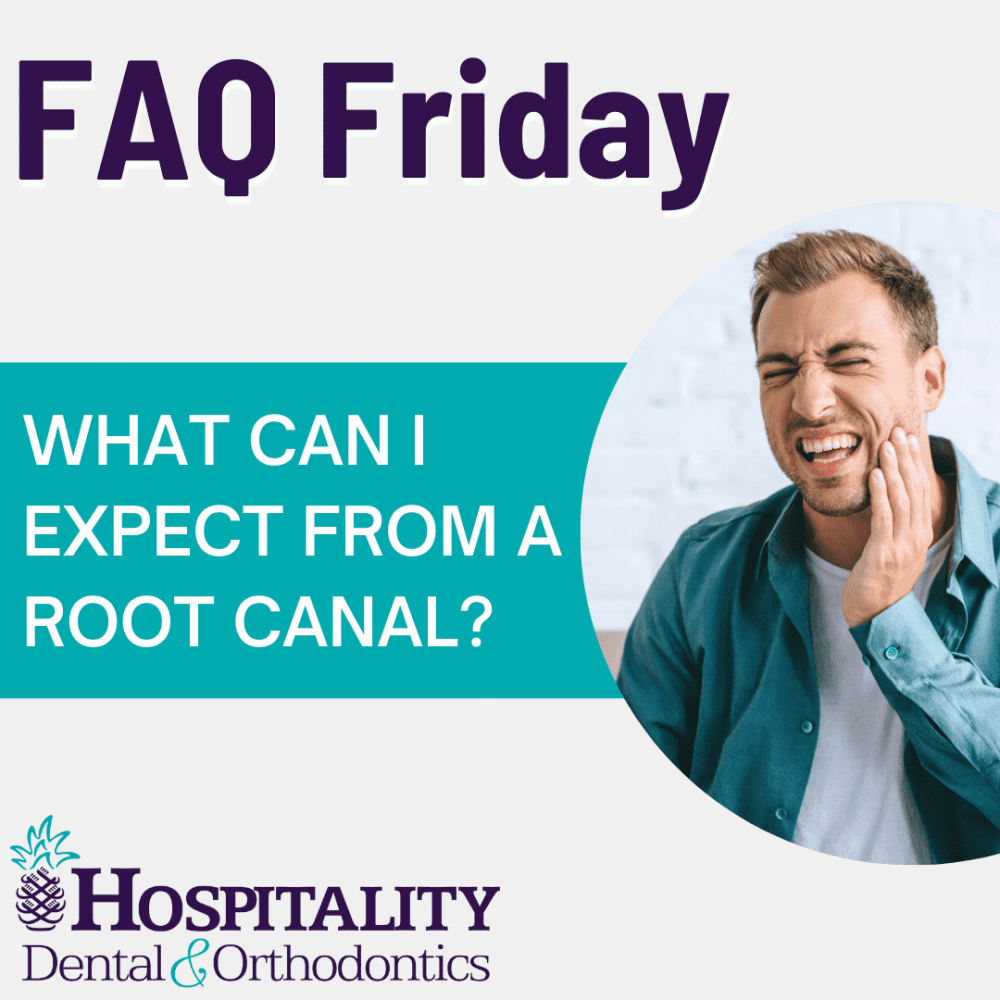 faq friday what can i expect from a root canal