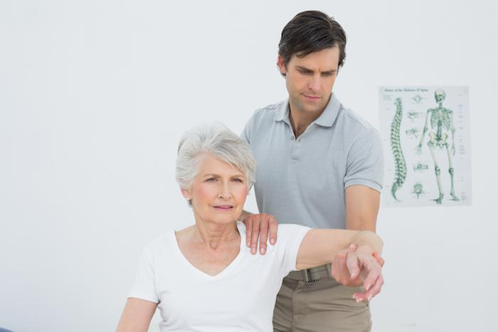 4 Causes of Chronic Shoulder Pain