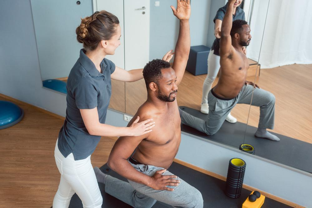 What Problems Does Physical Therapy Resolve?