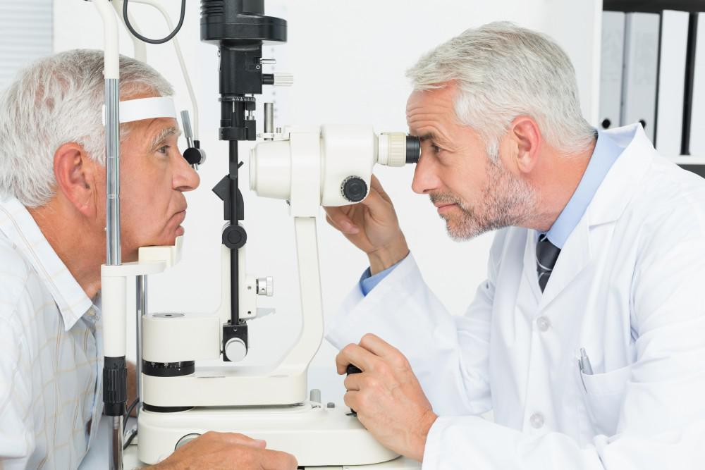 Who's at Risk for Glaucoma?