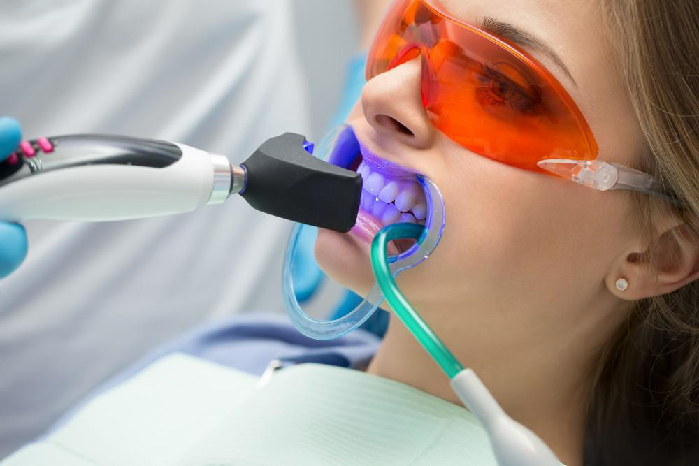 How Does Tooth Whitening Work?